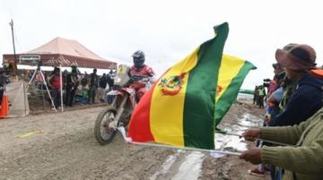 Bolivia es excluida del paso del Dakar 2019