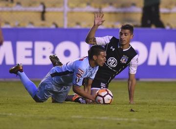 Colo Colo recibe hoy a Bolívar