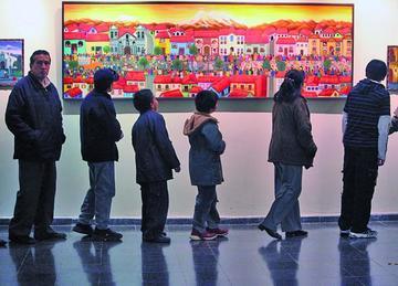 Bolivia promueve cuidar patrimonio