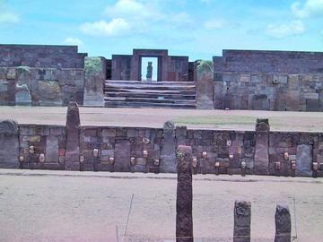 Bolivia recupera pieza tihuanacota