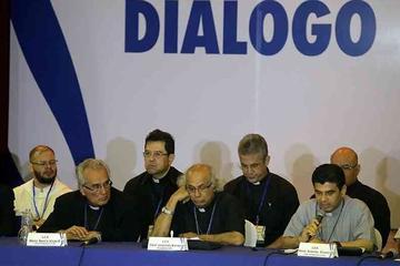 Aprueban una tregua de fin de semana para dialogar en Nicaragua