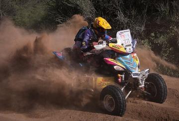 El Dakar 2019 se correrá sólo en Perú
