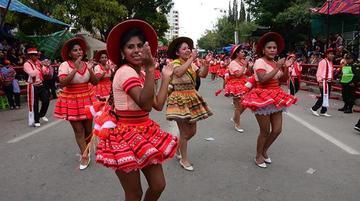 En Sucre bailarán el Salay en encuentro internacional