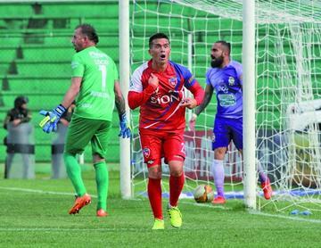 Real Potosí tropieza en la primera semifinal