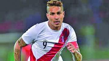 La FIFA recibirá el martes a Guerrero