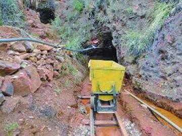 Detienen a supuesto jucu en la mina San Lorenzo