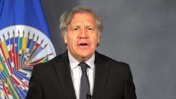 Secretario de la OEA desconoce a Maduro como presidente legítimo