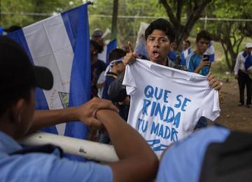 Denuncian grave violación de los derechos humanos en Nicaragua