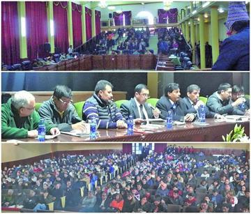 Habilitan a casi 500 delegados al Congreso de Universidades