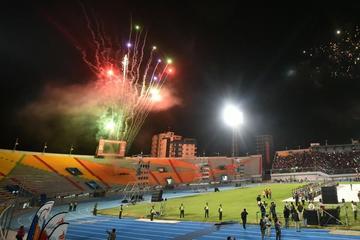 """Estadio """"Capriles"""" está listo para Juegos Suramericanos"""