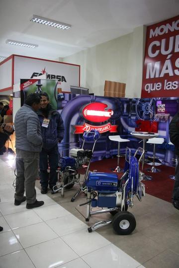 Inauguran la segunda Feria Minera y de Construcción