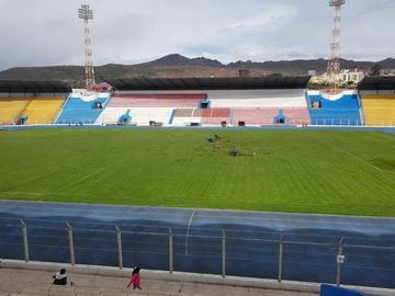 Césped del estadio será sometido a un mantenimiento