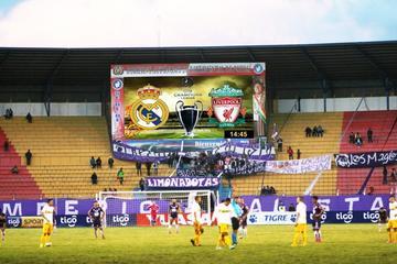 Hinchas podrán ver la final de Champions en el estadio