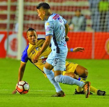 Bolívar se despide de la Libertadores