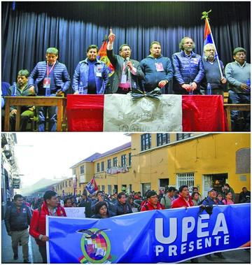 Declaran cuarto intermedio en el XIII congreso de universidades