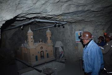Definirán el destino del museo  D. Huallpa
