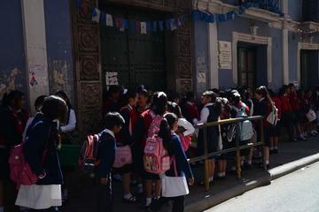 En el primer bimestre más de 500 estudiantes cambiaron de escuela