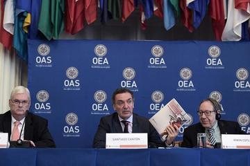 """OEA cree que hay """"fundamento"""" para llevar a Venezuela a la CPI"""