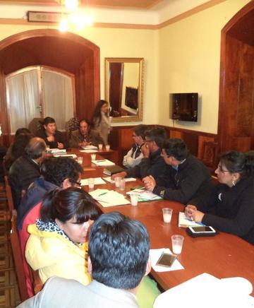 Modifican el estatuto de la Fundación Diego Huallpa