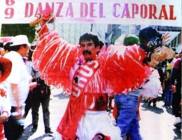 Sepultan a Jorge Estrada, el creador de la danza del caporal en Bolivia
