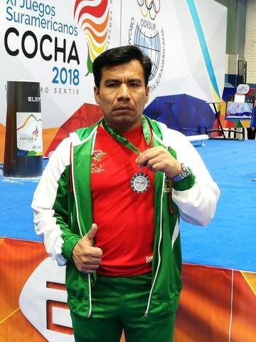 Bolivia logra su tercera plata