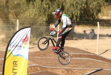 Quintanilla cumple con su objetivo en los Juegos