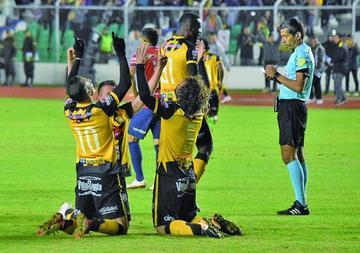 El Tigre gana y da un paso hacia el título del Apertura