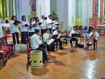 Mvsicvm Unayay ofrece un concierto