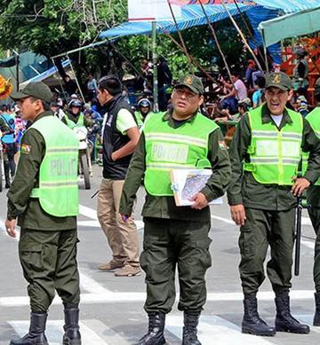 Policía busca evitar falsificación de entradas