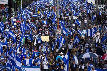 Las protestas en Nicaragua ya causaron más de cien fallecidos