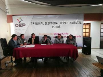 Chuquiuta y Cotagaita elegirán alcaldes tras crisis de gobernabilidad