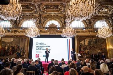 Francia rescatará  su patrimonio