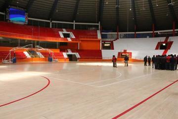 Reglamentarán uso del campo de juego del coliseo Ciudad de Potosí