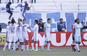 San José golea a Bolívar y se acerca a la Sudamericana