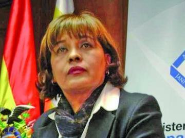 El Gobierno de Morales insiste en la postulación de Nardy Suxo a la CIDH