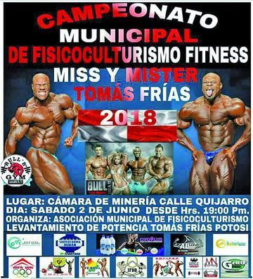 Más de 20 atletas buscan el título de Miss y Míster Potosí