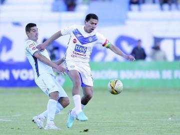 """Villegas: """"iremos a La Paz a buscar el partido y ganar"""""""