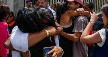 Excarcelan otros 40 presos por violencia política en Venezuela