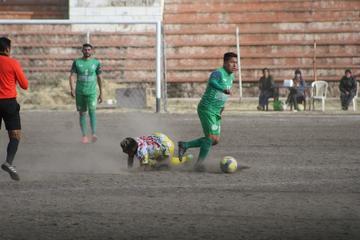 Ferro Palmeiras empata y se mantiene invicto en la AFP