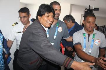 Bolivia busca sede de Panamericanos
