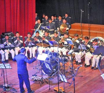 Banda Sinfónica Calero actúa hoy