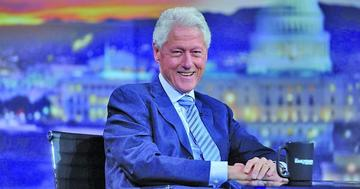 Clinton publica su primera novela