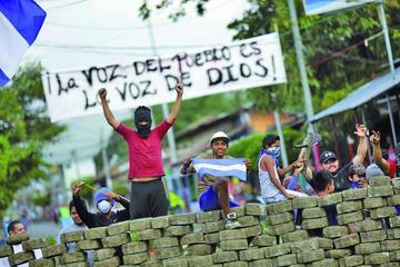 Sociedad busca que OEA incluya la crisis de Nicaragua en agenda