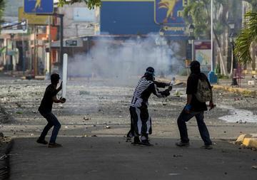 Se incrementan a 127 los muertos por manifestaciones en Nicaragua