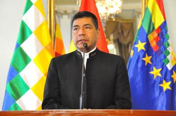 Canciller boliviano pide a la OEA acompañar la demanda del mar
