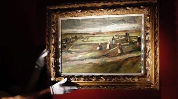 Se vende en París obra de Van Gogh