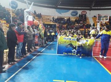 Cerca de 400 deportistas jugarán en el torneo municipal