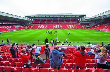 FIFA demanda a Viagogo por venta de boletos