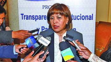 Suxo obtiene solo siete votos en la OEA y no es electa jueza de la CIDH