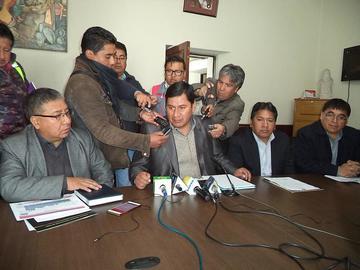 Amplían el horario de invierno para nueve distritos de Potosí